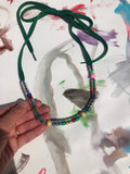 Shoestring Necklace #3
