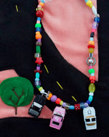 Road Dog, Micro Machines Necklace