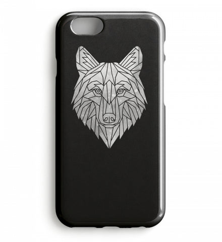 Wolf - iPhone Case
