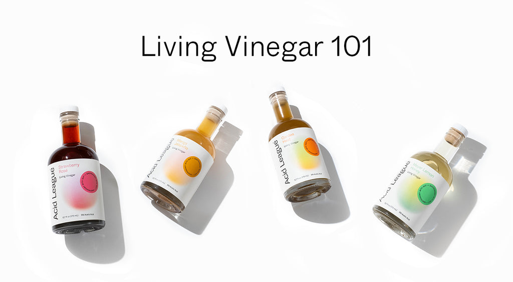 What Is Living Vinegar?