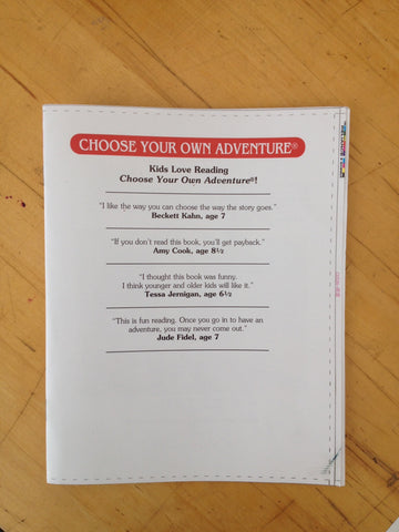 Choose Your Own Adventure Books Help Kids Reading and Literacy