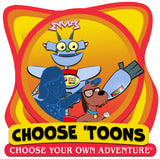 Choose Your Own Adventure Games Choose Toons