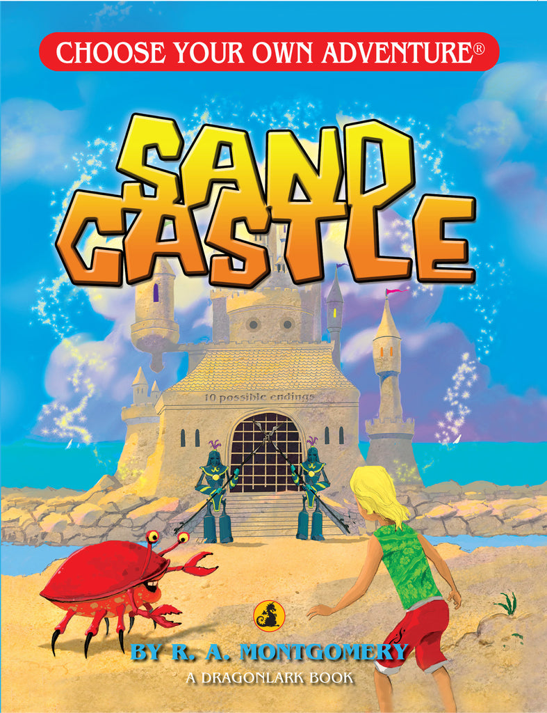 Choose Your Own Adventure Dragonlark Sand Castle