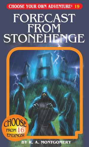 Load image into Gallery viewer, Choose Your Own Adventure #19 Forecast From Stonehenge