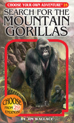 Search For The Mountain Gorillas