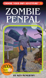 Choose Your Own Adventure Zombie Penpal