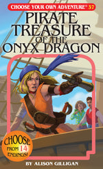 Pirate Treasure Of The Onyx Dragon