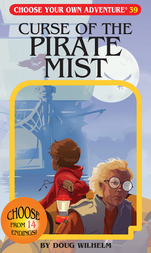 Choose Your Own Adventure Curse of the Pirate Mist