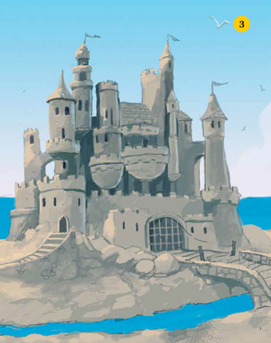 Load image into Gallery viewer, Sand Castle