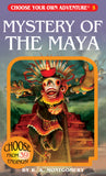Choose Your Own Adventure Mystery of the Maya