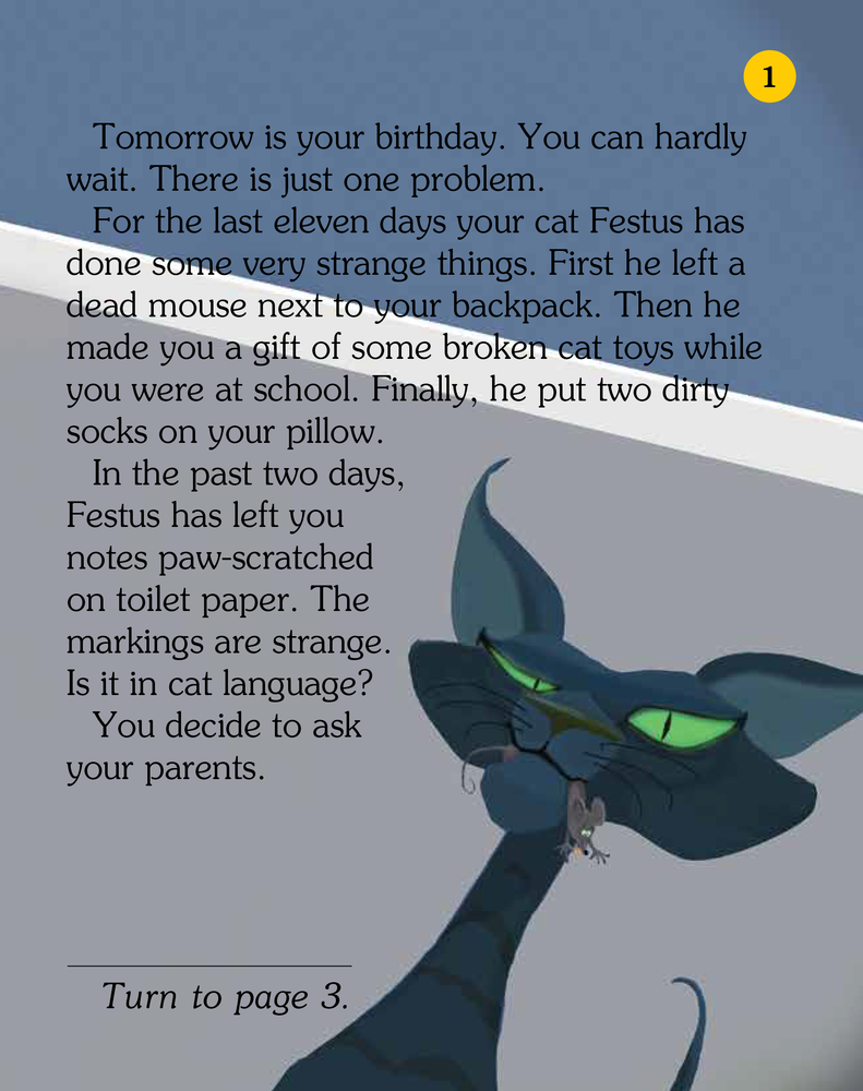 Your Purrr-fect Birthday