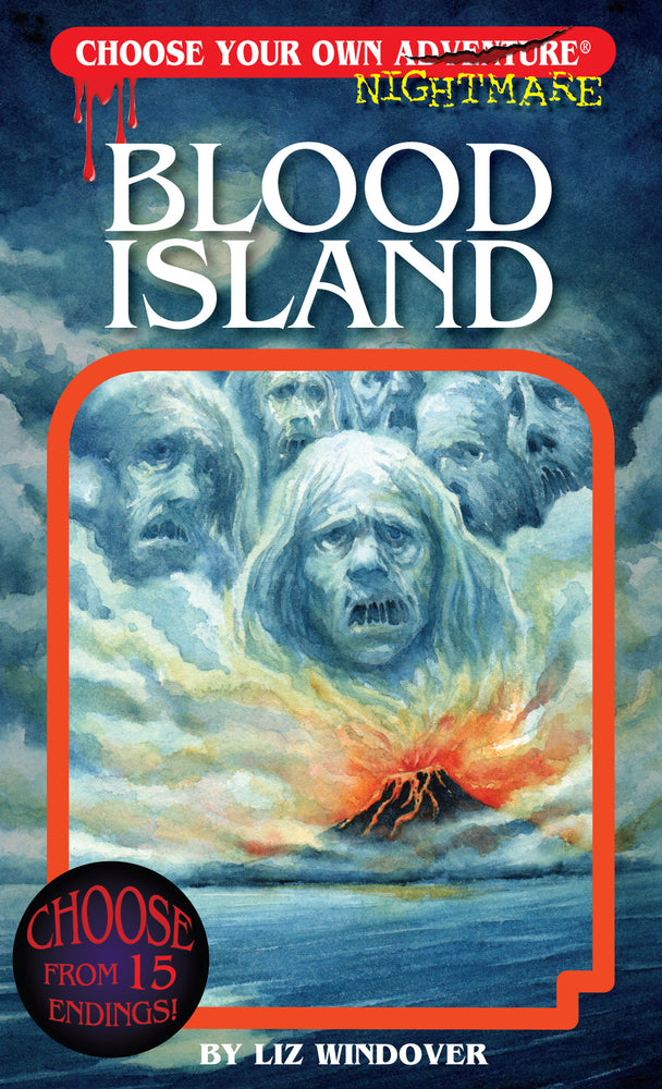 Choose Your Own Adventure Nightmare Blood Island