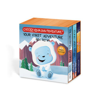 Your First Adventure Box Set #1