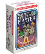 Choose Your Own Adventure: War With The Evil Power Master (The Board Game)