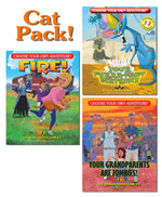 Choose Your Own Adventure Cat Pack!