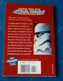 Extremely Rare Vintage Choose Your Own Star Wars Adventure: The Empire Strikes Back Back Cover
