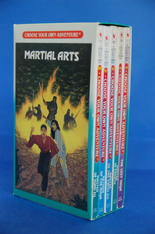 Choose Your Own Adventure Rare Vintage Box Set
