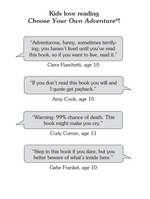 Choose Your Own Adventure Kids Quotes Page