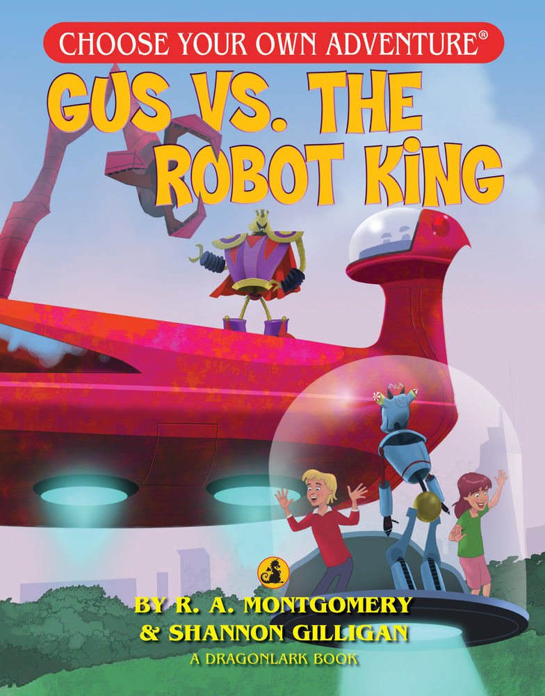 Load image into Gallery viewer, Gus Vs. The Robot King