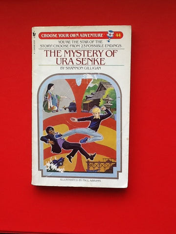 Choose Your Own Adventure Vintage The Mystery of Ura Senke #44