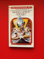 Vintage Grand Canyon Odyssey #43