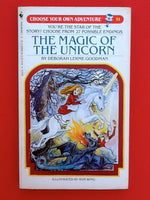 Vintage The Magic of the Unicorn #51