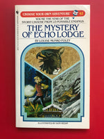 Vintage Mystery of Echo Lodge #42