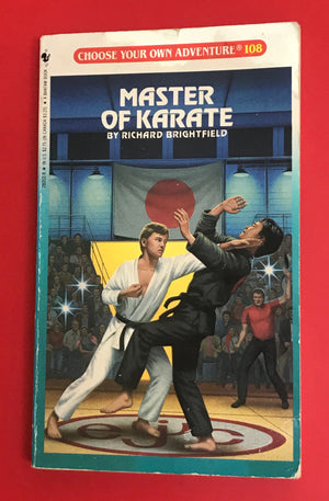 Load image into Gallery viewer, Vintage Master of Karate #108
