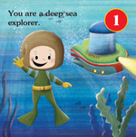 Your First Adventure: Journey Under The Sea
