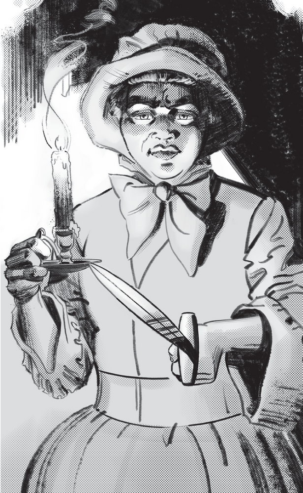 Choose Your Own Adventure SPIES: Mary Bowser
