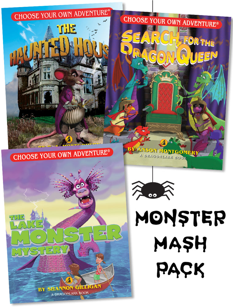 Monster Mash Pack