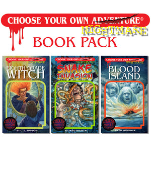Choose Your Own Nightmare Book Pack