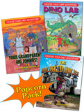 Choose Your Own Adventure Popcorn Pack!
