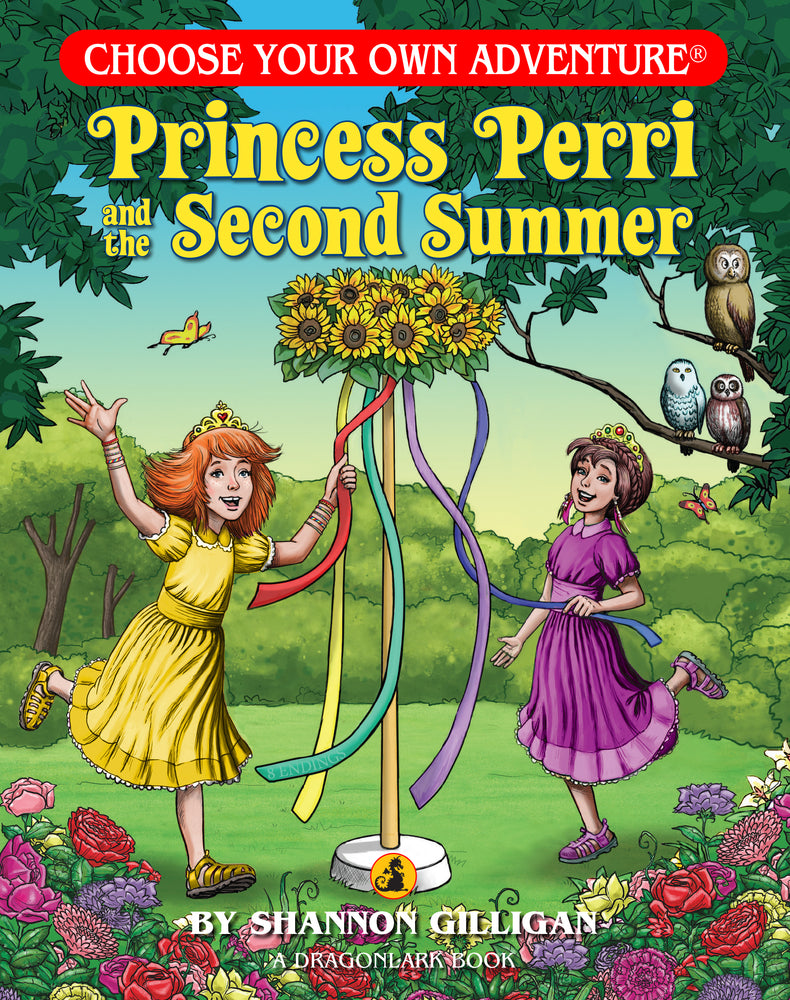Princess Perri And The Second Summer