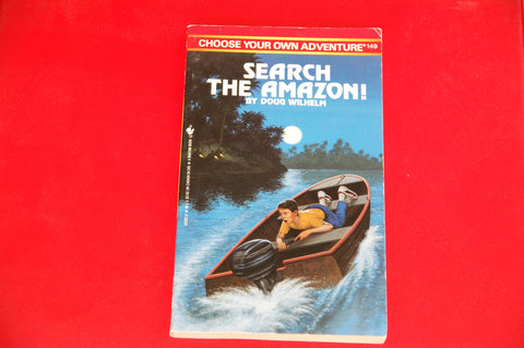 Vintage Search the Amazon #149