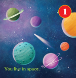 Your First Adventure: Space and Beyond