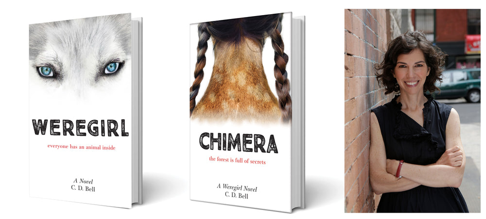 Load image into Gallery viewer, WEREGIRL: CHIMERA