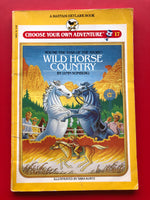 Vintage Wild Horse Country #17