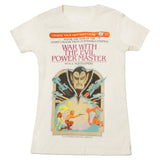 War With the Evil Power Master T-shirt