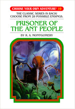Prisoner of the Ant People-Hardcover Edition