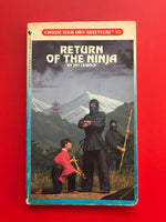 Vintage Return of the Ninja #92