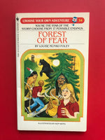 Vintage Forest of Fear #54