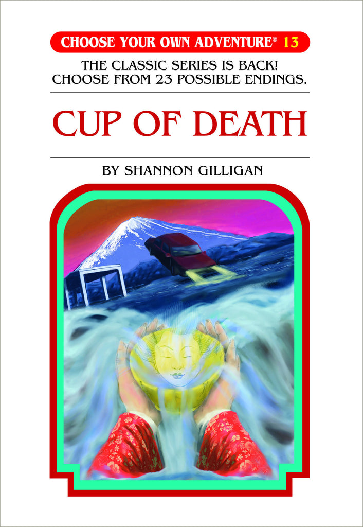Choose Your Own Adventure #13 Cup of Death Hardcover
