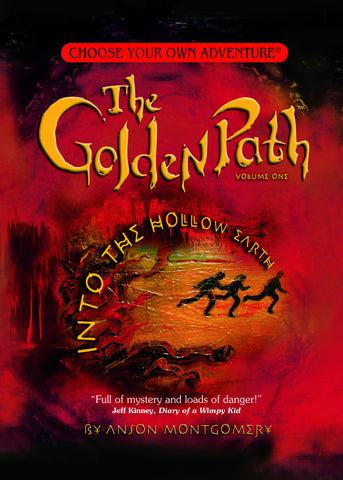 Choose Your Own Adventure Golden Path #1