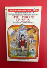 Vintage The Throne of Zeus #40