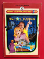 Vintage Haunted Harbor #33