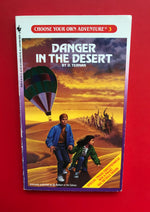 Vintage Danger in the Desert #3