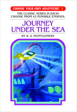 Journey Under the Sea-Hardcover Edition