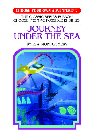 Choose Your Own Adventure #2 Journey Under the Sea Hardcover