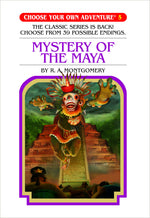 Mystery of the Maya-Hardcover Edition